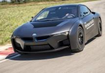 BMW îşi prezintă conceptul i8 cu motorizare pe celule de hidrogen