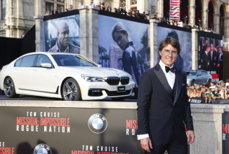 BMW e partener exclusiv al noii pelicule Mission Impossible Rogue Nation