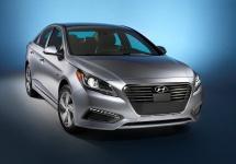 Hyundai Sonata 2016 Hybrid se pregătește de debutul comercial; prețurile încep de la 26.800$