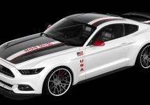 Ford Mustang Apollo Edition scos la licitaţie, vine cu modificări de la NASA!