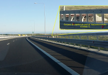 Pierdut autostradă, o declar nulă! Autostrada Sibiu – Orăştie e în pericol de surpare