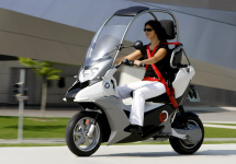 BMW ar pregăti un scuter cu motor de 300 cc