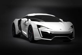 Lykan Hypersport, primul super-car din Arabia vine cu diamante în faruri și motor de 750 CP