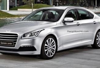 Hyundai ar putea lansa un sedan sportiv menit să concureze cu BMW Seria 3
