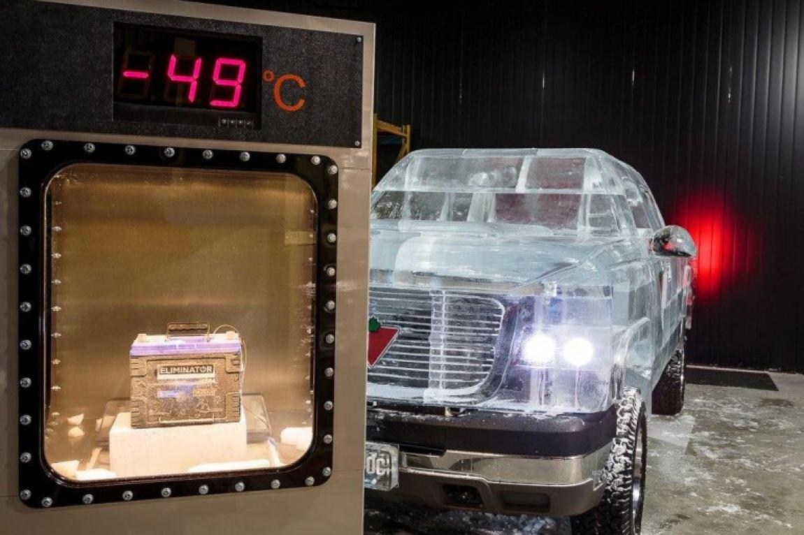 Imagini Camion din Gheață Canadian Tire