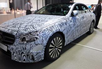 Noul Mercedes Benz Clasa E 2017 va fi echipat cu cele mai vaste tehnologii la interior; iată câteva dintre acestea