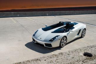 Lamborghini Concept S 2006 va fi scos la licitație în Noiembrie