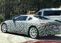 Primele fotografii spion cu Lexus LC Coupe sunt realizate în California