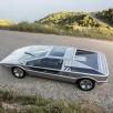 Imagini oficiale Maserati Boomerang 1971 Concept