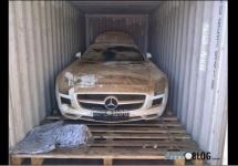 Povestea unui naufragiu: cum a ajuns un Mercedes SLS AMG pe fundul mării şi înapoi în Germania