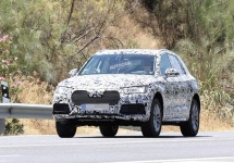 Primele imagini cu noul Audi Q5 (2016) sunt aici; iată cum arată automobilul camuflat