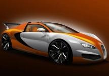 Succesorul lui Bugatti Veyron ar urma să fie un hibrid ce atinge viteza de 460 km/h