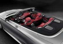Mercedes publică un nou teaser pentru versiunea decapotabilă S-Class
