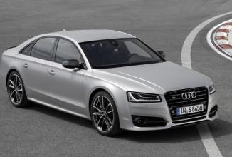 Audi prezintă modelul S8 Plus; un sedan sportiv cu 605 CP sub capotă ce atinge viteza de 305 km/h