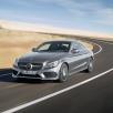 Imagini oficiale 2017 Mercedes C-Class Coupe C300