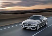 Noul Mercedes C-Class Coupe este dezvăluit oficial; un automobil sportiv cu adevărat apetisant!