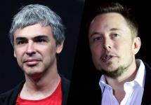 Cofondatorul Google, Larry Page şi-ar lăsa toată averea vizionarului Elon Musk, CEO Tesla Motors