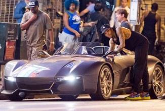 Chris Brown este primul posesor al unui automobil Rezvani Beast, bolid cu 500 CP și preț de 165.000 dolari
