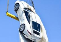 Noul Porsche 911 2016 cu facelift îşi dezvăluie designul din greşeală, în timpul pregătirilor pentru Frankfurt Motor Show