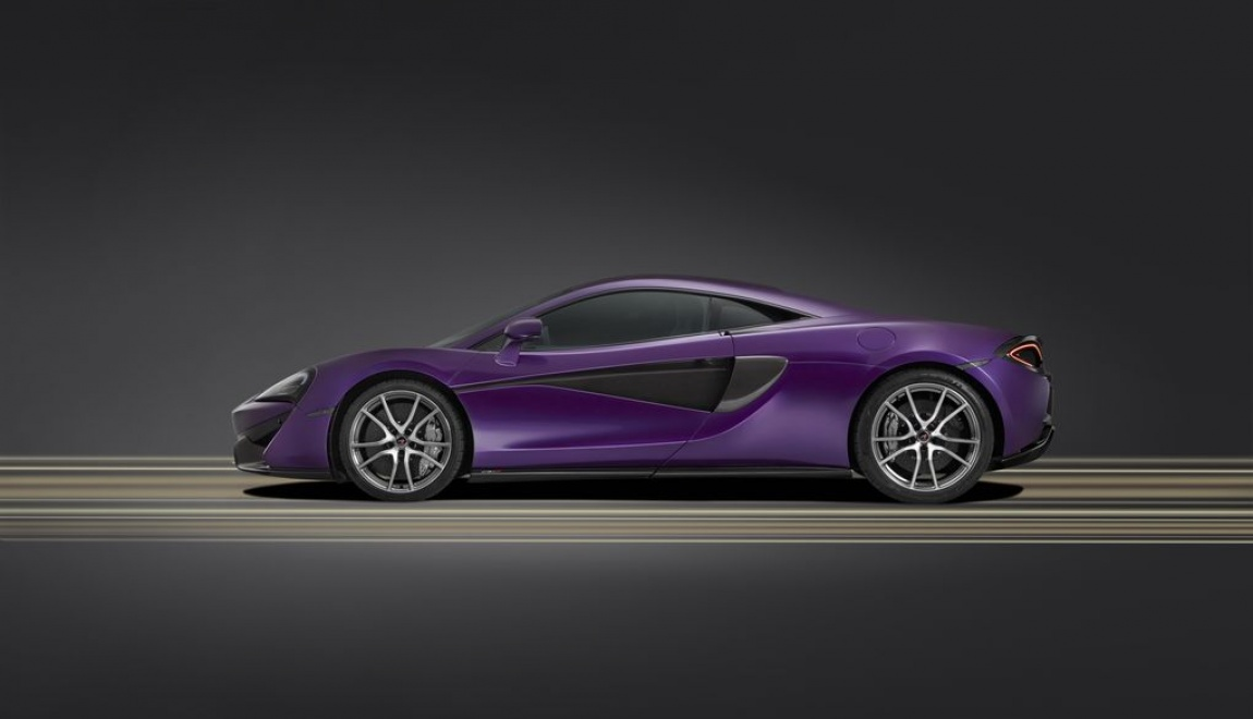 Imagini McLaren 570S