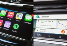 Apple CarPlay este comparat cu Android Auto; care este cea mai bună platformă OS pentru automobile?