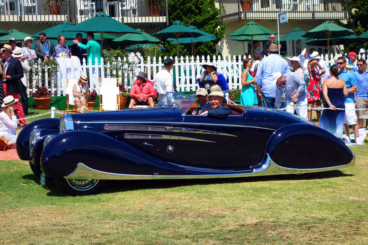 BugattiPodium