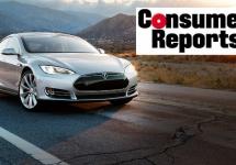 "Tesla Model S a ""stricat"" scorurile Consumer Reports, obţinând nota 103 din 100"