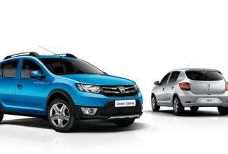 Dacia Logan va primi cutie de viteze automatizată; Logan MCV Sandero şi Sandero Stepway vor primi aceeaşi dotare şi noile versiuni vin la IAA 2015