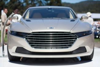 Aston Martin Lagonda Taraf prezentat oficial la Pebble Beach 2015: super saloon cu producţie limitată