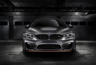BMW prezintă conceptul M4 GTS în cadrul concursului de eleganță Pebble (Video)