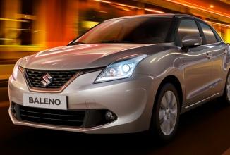 Suzuki prezintă noul model Baleno înaintea showului auto de la Frankfurt