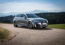 Audi RS3 2015 este tunat de către ABT Sportsline şi atinge 430 de cai putere