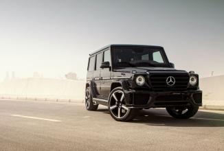 Ares Performance prepară un Mercedes G63-AMG; SUV-ul angelic prinde aripi cu un motor de 680 CP