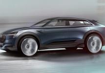Audi E-tron Quattro primeşte un concept-teaser, care ar putea defini abordarea SUV-ului Q6 electric
