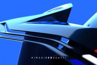 Bugatti Vision Gran Turismo primeşte noi teasere, care arată de-a dreptul SF