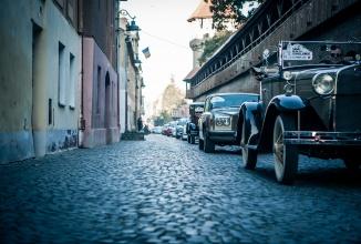 Sibiu Classic Challenge va include 20 de maşini de colecţie în cadrul competiţiei