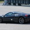 Imagini spion Ferrari 458 - Prototip cu motor V6