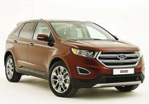 SUV-ul Ford Edge 2016 primește prețuri oficiale; acesta va sosi la începutul anului viitor