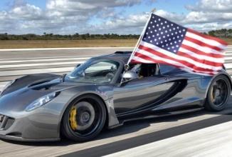 Hennessey Venom GT, cea mai rapidă mașină din lume este scoasă la vânzare; atinge viteza de 434 km/h și costă 1.2 milioane de dolari