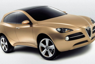 Alfa Romeo pregăteşte un nou SUV pentru anul 2016; Cunoscut deocamdată sub numele Project 949
