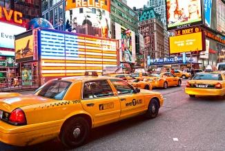 Se poate şi fără violenţă; Taxiurile din New York testează o nouă aplicaţie care concurează cu Uber: Arro (Video)