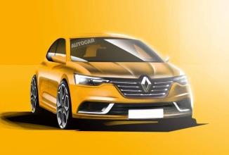 Renault Megane Ediţia 2016 va primi un design mai matur şi un interior de mai bună calitate