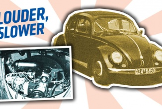 Volkswagen şi diesel sunt o combinaţie care a mai provocat probleme în trecut; Iată cazul Beetle Diesel