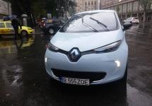 Ne-am plimbat cu Renault Zoe! Iată câteva impresii despre mașinuța electrică a francezilor