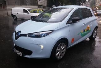 Orange România achiziționează o flotă de 4 mașini electrice Renault ZOE