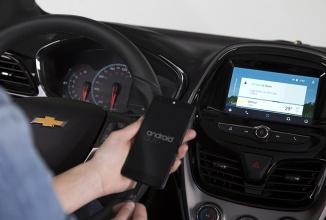 Chevrolet va oferi Android Auto sub forma unui update pentru modelele compatibile, începând din martie 2016