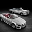 Imagini oficiale Mercedes-Benz S-Class Cabrio
