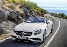 Mercedes-Benz S-Class Cabrio anunţat oficial, în versiunea 2017; Iată toate detaliile despre noul model decapotabil