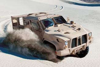 Oshkosh JLTV, înlocuitorul lui Humvee pentru armata americană ar fi atât de slab încât a stârnit proteste printre dezvoltatorii militari