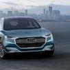 Imagini oficiale Audi E-Tron Quattro Concept